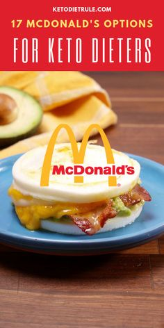 17 best low-carb fast food Keto options at McDonald's. 17 best low-carb fast food Keto options at McDonald's. Keto Diet Fast Food, Low Carb Fast Food, Keto Fast Food Options, Fast Healthy Meals, Low Carb Diet, Low Carb Recipes, Fast Foods, Ketogenic Diet, Keto Fast Food Breakfast