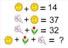 solve the problem Math Logic Puzzles, Math Games, Math Activities, Reto Mental, Math Wallpaper, Brain Teasers For Kids, Math Talk, Math Challenge, Guided Math
