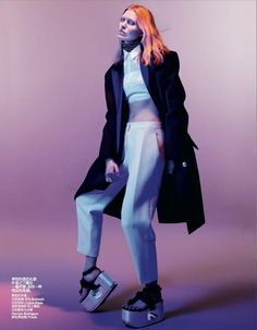 Spring Proportions (Vogue China)