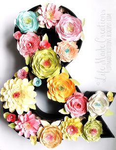Beautiful Floral Wall Art