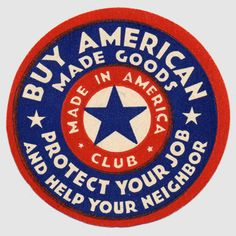 Buy American! A New Tradition « Stories I Share With Friends