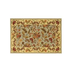 Safavieh Chelsea Bouquet Floral Hand Hooked Wool Rug, Multicolor