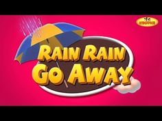moral stories: Rain Rain Go Away Nursery 3D Animated Rhymes For C...