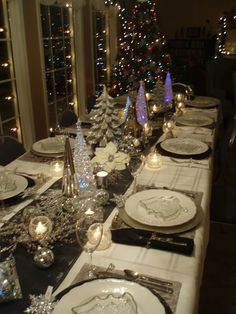 Setting a pretty table makes dining a delight! & Top 150 Christmas Tables (1/5)🎄 | Holidays Christmas decor and ...