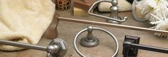 Top Knobs   Hardware, Decorative  Specific Criteria: Style/Aesthetics/Ability to coordinate with fixtures