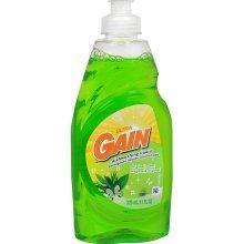 Gain Dish Soap