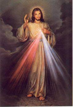 Jesús Misericordioso
