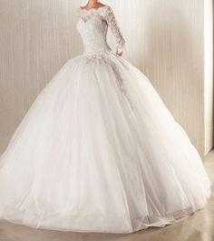 georges hobeika wedding dress/ off shoulder/ long by MissBrides, $489.00