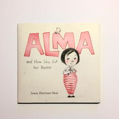 @candlewickpress #partner  This is the sweet story of how Alma Sofia Esperanza Jose Pura Candela got her name as told to her by her father and it is absolutely fabulous. It will be available in both English and Spanish editions although the English version does also include some Spanish words on signs in the book. The author's note about her own LONG name and how she despaired over it while growing up in Lima Peru before growing to love it later on in the US is a wonderful addition to the…