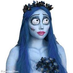 D guisement maquillage emily noces fun bres tim burton - Monsieur bricolage persan ...
