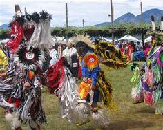 Dancing in a pow wow w/ Native Americans was the highlight!!!