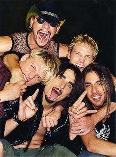 LaChapelle Studio - Portraits - Backstreet Boys
