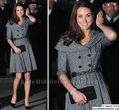 LOVE Kate Middleton's style!! ♥