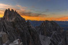 130942  Elferspitze in den Sextener Dolomiten