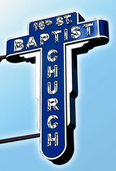 Visit important places in Civil Rights History:  16th St. Baptist Church, the site of the 1963 bombing - Birmingham, Ala.