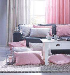 Ösenvorhang aus Samt: wohnliches Ambiente mit Stil!