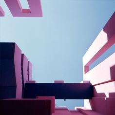 La Muralla Roja   Ricardo Bofill Taller de Arquitectura