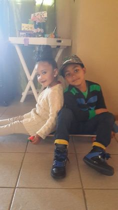 my kids are my motivation, confidence and smile