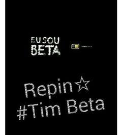 Me ajudem #TimBeta
