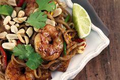 shrimp and tofu pad thai from aida mollenkamp