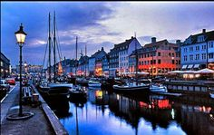 Copenhagen, Denmark by Devon Allman
