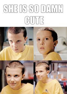 Stranger things ⚠ so cute tv/movies stranger things, stranger things fu Stranger Things Have Happened, Stranger Things Quote, Stranger Things Aesthetic, Eleven Stranger Things, Stranger Things Season, Netflix, Should I Stay, Millie Bobby Brown, Best Shows Ever