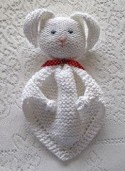 Ravelry: Vicki's Bunny Blanket Buddy