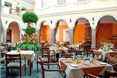 Circuit d'exception, Hôtel Patio Andaluz, Quito, Equateur - Privilèges Voyages