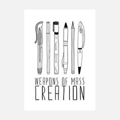 Weapons Of Print 40x60, 43€, now featured on Fab.