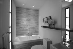 30 Most Popular Small Bathroom Remodel On A Budget. tags: small bathroom decorating ideas, simple bathroom designs, small bathroom ideas photo gallery, bathroom designs for home. Modern Small Bathrooms, Simple Bathroom, Modern Bathroom Design, Bathroom Interior Design, Bathroom Ideas, Bathroom Designs, Master Bathroom, Bathroom Small, Bathroom Grey