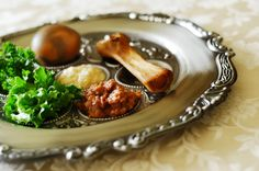 The meaning behind the Passover Seder plate