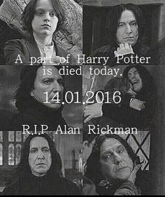 R.I.P. Alan Rickman