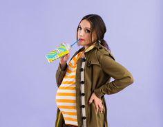 8 DIY Maternity Halloween Costumes for Pregnant Women