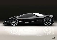 The Ferrari Xezri concept