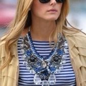 Serie statement necklace ( casual + maxi collar)