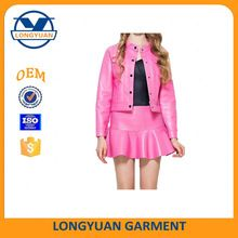 leather jacket and leather skirt motorcycle leather suit for ladies Best Seller follow this link http://shopingayo.space