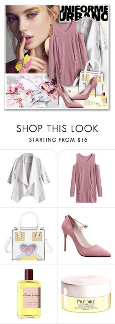 """""""Zaful Fashion"""" by sneky ❤ liked on Polyvore featuring Atelier Cologne and Prédiré Paris"""