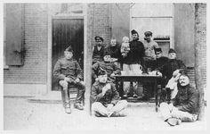 Fotoalbum De Eerste Wereldoorlog