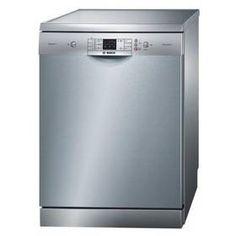 Umývačka riadu Bosch SMS50L18EU nerez