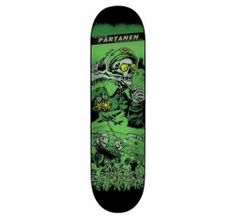 Creature 8.3in x 32.2in Partanen Give`em Hell