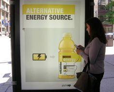 20 anúncios inteligentes Bus-Abrigo para iluminar seus Travels | Adweek PD
