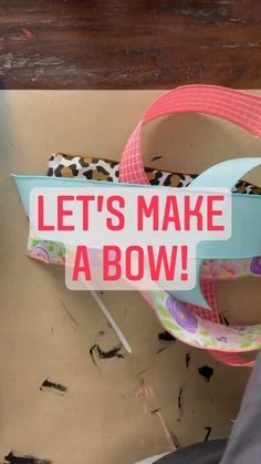 This bow is perfect for door hangers and wreaths and its so easy to make! No twisting or special tools required. #crafting #wreathmaking #doorhangers #diycraftideas Wreath Crafts, Decor Crafts, Diy Crafts, How To Make Wreaths, How To Make Bows, Bow Tutorial, Diy Bow, Easter Wreaths, Wreaths For Front Door