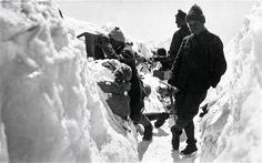 Melting glaciers in northern Italy reveal corpses of WW1 soldiers