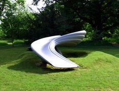 Zaha Hadid Architects Z-stream, 2008 - Installation image, Artits' Playground, 2008 - Photography ©Duncan Ward 2008