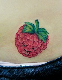 My girl just might want to get herself tattooed after seeing this...