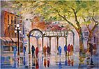 John Ebner - Rainy Day Reflections