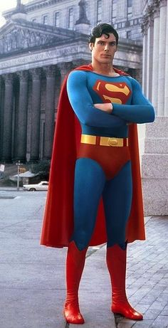 Christopher Reeve is Superman. Tyranny of Style.