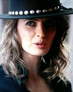 Image result for Stana katic hat in Once Upon the Old West