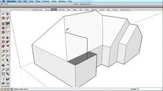 Awesome SketchUp Training Series: Inference Locking Example