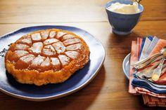 Татен – популярний французький перевернутий пиріг. Його можна готувати з яблуками, абрикосами, тощо. Оскільки гарбуз у нас зараз є сезонним, пропонуємо чудовий варіант його використання, який, без сумніву, припаде до смаку абсолютно всім, навіть маленьким привередам.         Якщо вам сподоба